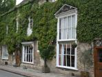 'Brothertons' Brasserie, just one of many pubs, bars and restaurants within metres frome your door.