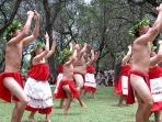Cultural events are held throughout the year