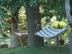 Some hammocks ... just to find your desired rest ...