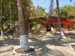 La Casona, Playas Negras