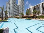 Sapphire Resort Style Pool
