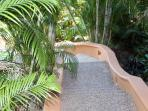 Steps to La Ropa Beach (just a few minutes walk)