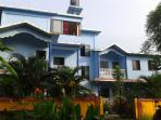 Exterior view of Morjim Sunset Guesthouse