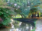Une promenade le long du canal