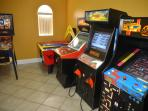 Clubhouse arcaderoom