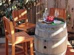 Spa, Bocce, Bbq Kitchen, Walk or Bike to Wineries