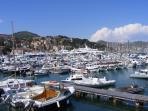 Marina area in imperia Porto Maurizio (30 min drive)