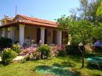 Villa (1) -3 bedrooms by the beach on Corfu island