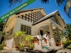 Panglao Villa Bohol, perfect for family reunion