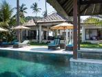 pool/whole villa