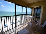 Arie Dam 402 - Nicely Renovated Gulf Front Condo with Balcony, Pool and Spa!