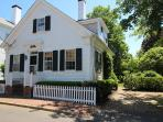 WALK TO TOWN FROM THIS ADORABLE IN-TOWN EDGARTOWN COTTAGE