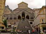The Cathedral of Amalfi