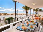 Maspalomas Beach Front Apartment Ref AB