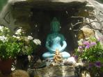A small sanctuary to the Buddha, peace and tranquility!