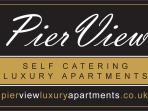 Pier View logo