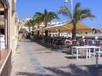 Harbour restaurants Cabo de Palos