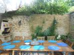 table de jardin pour 10 personnes
