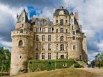 Château de BRISSAC - QUINCE à 20 minutes