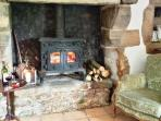 warm and cosy in winter... ideal Christmas or New Year getaway!
