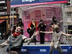 A Fringe event, part of the Edinburgh Festival