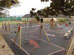 St.Joseph`s children`s playground ,Kinvara.