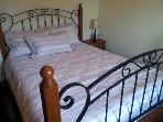Master Bedroom with Sheridan Linen