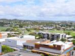 Views over Gladstone area