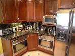 Double Ovens and Microwave