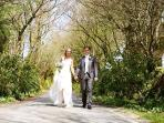 Now offering Weddings - bespoke and personal to you!