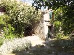 Balayres - entrée