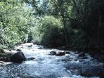 el rio Noguera Pallaresa
