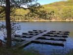 Lake Access Dock