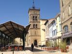 la ville de Valence