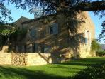 Mas Silk villa in Provence, St. Remy villa to let, villa in provence for rent