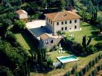 Laura Estate Tuscan villa near Florence, Tuscan villa for rent, villa to let in Tuscany, Tuscan estate