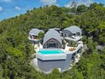 Villa Moon Shadow is a winner of Thailand Property Award 2013 for Best Villa Architecture and Design