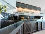 European style kitchen with all amenities, together with full-time staff on-site
