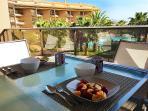 Enjoy breakfast in open air on your own terrace