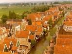 De Rijp , in a nutshell, a beautiful village in the meadows