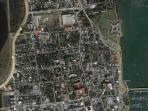 Aerial View of Sweet Orange. Within walking distance of Castillo de San Marcos fort
