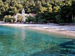One of a dozen Komiza beaches