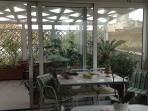 Veranda e terrazzo