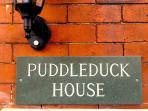 Puddleduck House!