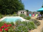 La Bagatelle, Loire Valley - near Saumur with Pool