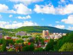 Zlín, the town in gardens (Photo Jsf Abb)