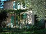 Maison avec jardin arbore a Vallauris,
