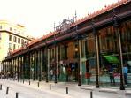 Mercado de San Miguel a 50 metros