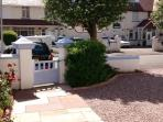 Private Parking for 2-3 cars. Central location,quiet ,residential area