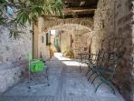 patio of Marianna area wi-fi